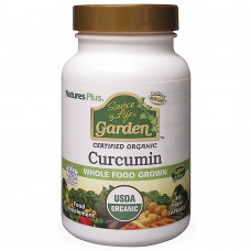 Nature's Plus® Source of Life® Garden Curcumin 30 Veg Caps