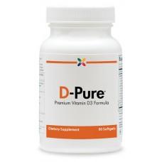 D-Pure® Vitamin D3 Formula 125 mcg (5,000 IU)