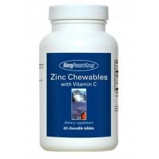 Zinc Chewables 60 Chewable Tablets