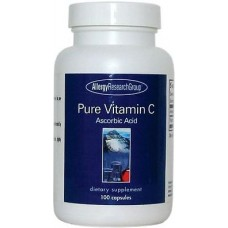 Pure Vitamin C ascorbic acid 100's
