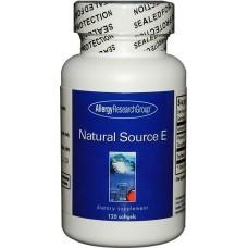 Natural Source E (Vitamin E)