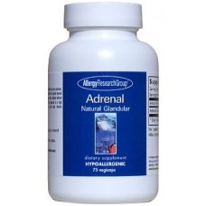 Adrenal Natural Glandular 100mg