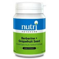 Berberine & Grapefruit Seed 60 Capsules