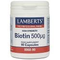 Biotin 500µg