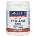 Folic Acid 400µg