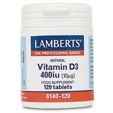 Vitamin D 400iu (10µg)