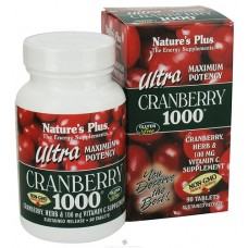 Ultra Cranberry 1000® Sustained Release Tablets