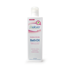 Salcura Bath Oil