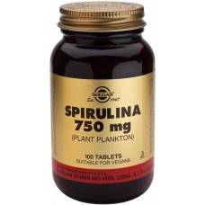 Spirulina 750mg (Plant Plankton)