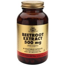 Beetroot Extract 500mg (Beta vulgaris)