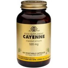 Cayenne Vegetable Caps (Capsicum annuum)