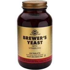 Brewer's Yeast tablets (with Vitamin B12)