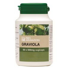 Graviola 500mg vegicaps