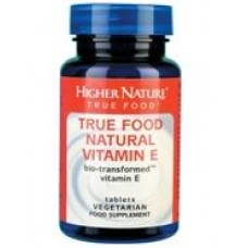 True Food® Natural Vitamin E (200iu)