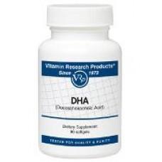 DHA (docosahexaenoic acid)