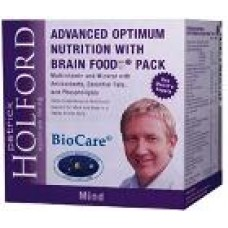 Advanced Optimum Nutrition with Brain Food